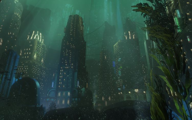 Rapture (BioShock) Where Under the Sea is BIOSHOCK39s Rapture Nerdist