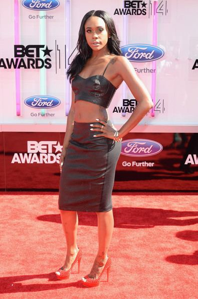Raquel Lee Raquel Lee Photos BET AWARDS 3914 Arrivals Zimbio