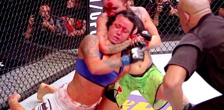 Raquel Pennington Raquel Pennington Sets Aside History to Focus on Holly Holm at UFC