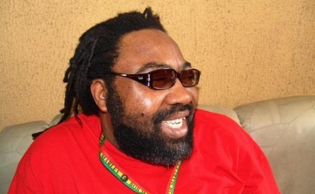 Ras Kimono Reggae star Ras Kimono back on the block berates Jonathan39s