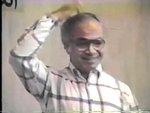 Rashad Khalifa Friday Sermons of Dr Rashad Khalifa from 1988 YouTube