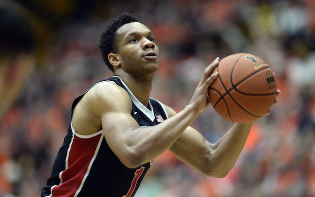 Rashad Vaughn UNLVs Rashad Vaughn officially enters draft by signing with agent