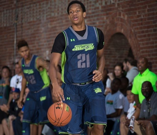Rashad Vaughn Top recruit Rashad Vaughn chooses UNLV over Iowa State CBSSportscom