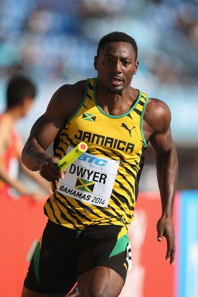 Rasheed Dwyer Rasheed Dwyer Photos IAAF World Relay Championships