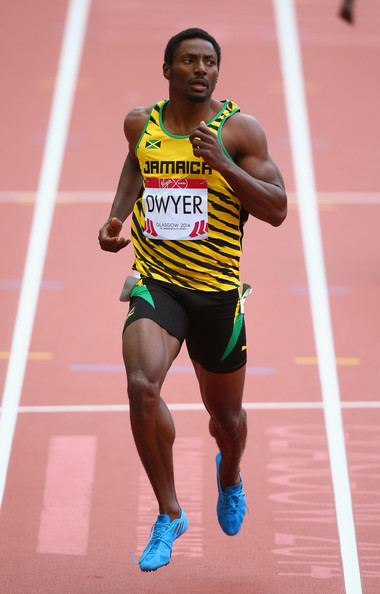 Rasheed Dwyer Rasheed Dwyer Photos 20th Commonwealth Games Athletics