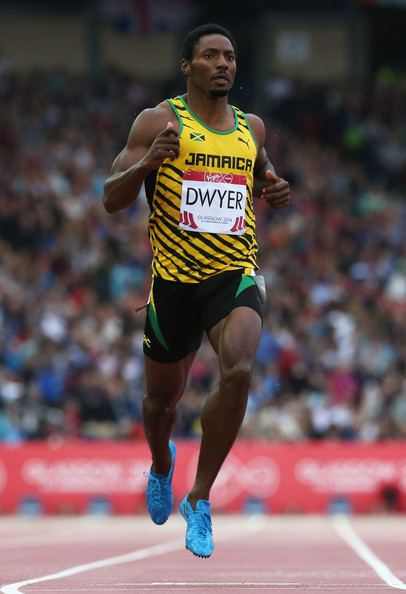 Rasheed Dwyer Rasheed Dwyer Pictures 20th Commonwealth Games