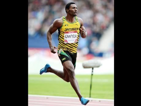 Rasheed Dwyer Dwyer joins sub20 club Sports Jamaica Gleaner
