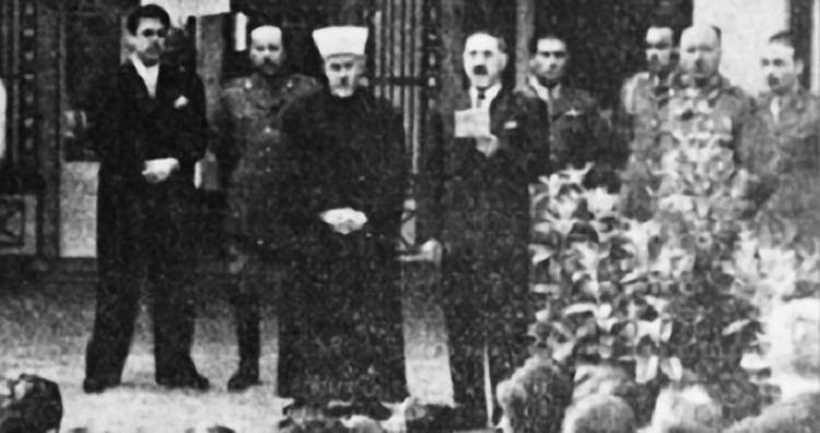 Rashid Ali al-Gaylani Hitler Sends Bombers to Aid Rashid Ali alGailanis Iraq
