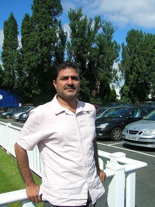 Rashid Patel (Cricketer)