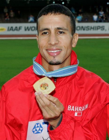 Rashid Ramzi Rashid Ramzi Pictures IAAF World Athletics Championships