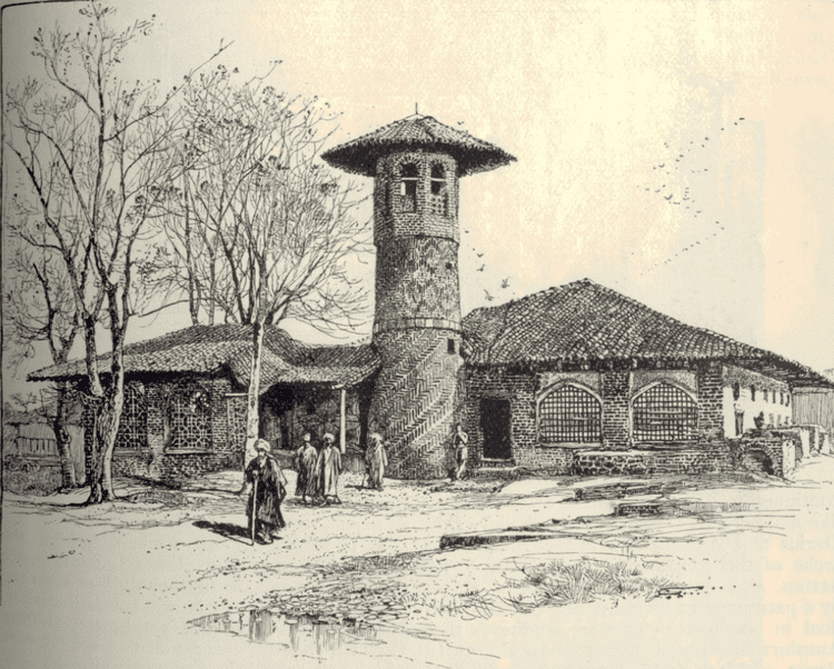 Rasht in the past, History of Rasht