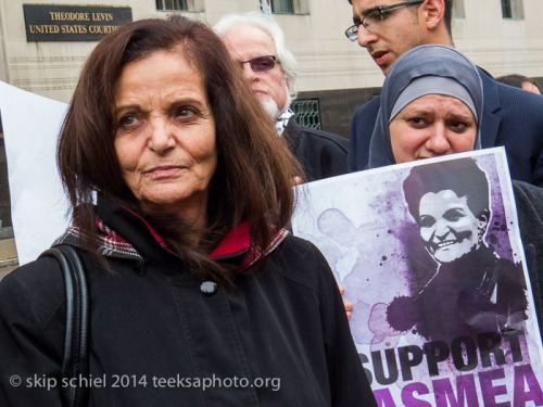 Rasmea Odeh We are Strongquot Rasmea Odeh Found Guilty Yahala Voice