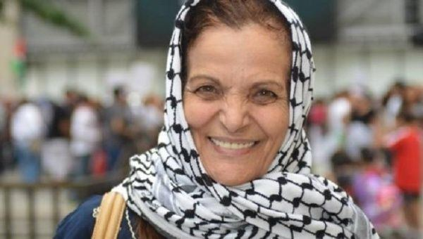 Rasmea Odeh Palestinian Justice Activist Rasmea Odeh to Challenge US
