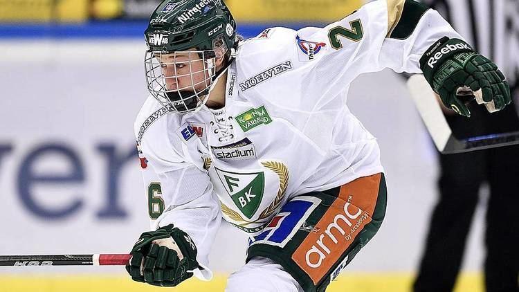 Rasmus Asplund Asplund petas frn JVMtruppen Juniorhockey Landslag