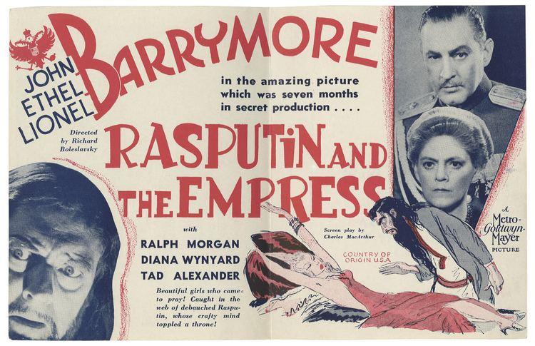 Rasputin and the Empress Rasputin and the Empress