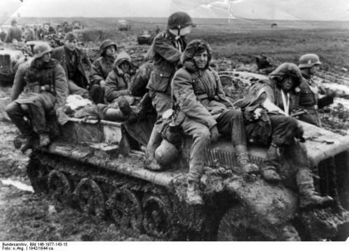 Rasputitsa German Forces Rasputitsa