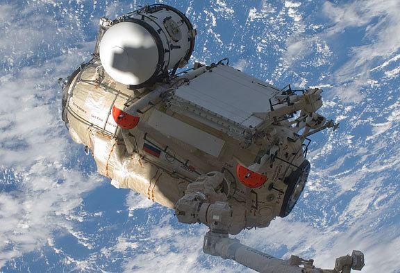 Rassvet (ISS module) Rassvet Joins ISS SpaceRef