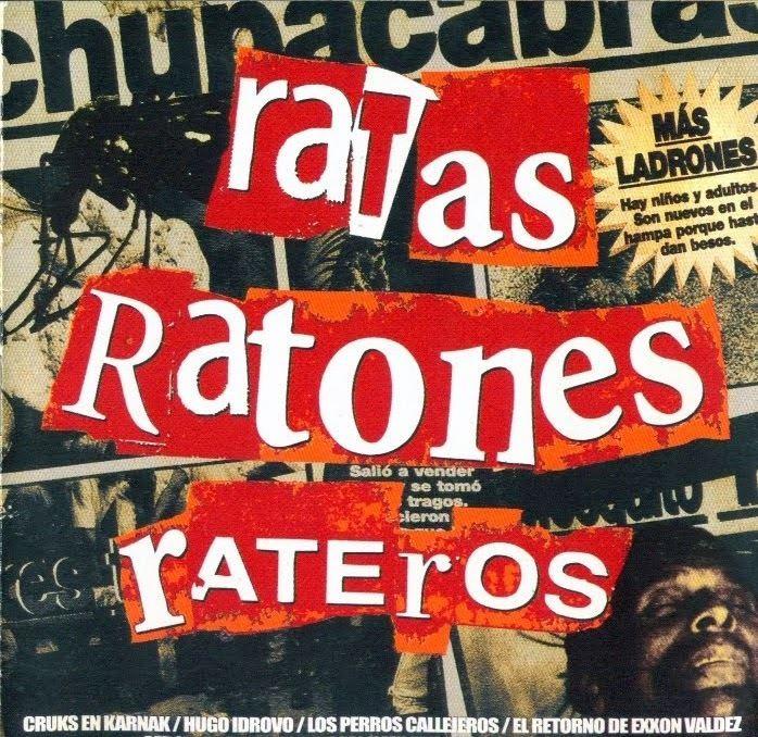Ratas, Ratones, Rateros RATAS RATONES RATEROS