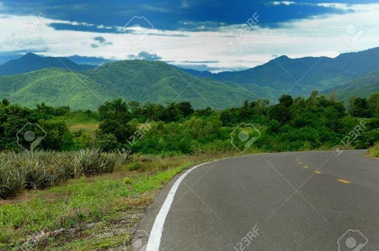 Ratchaburi Province Beautiful Landscapes of Ratchaburi Province
