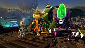 Ratchet & Clank: All 4 One Amazoncom Sony PlayStation 98175 Ratchet amp Clank All 4 One PS3
