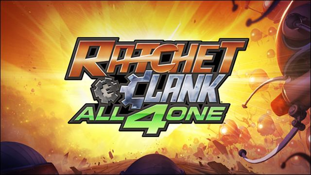 Ratchet & Clank: All 4 One Ratchet amp Clank All 4 One Insomniac Games