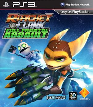 Ratchet & Clank: Full Frontal Assault Ratchet amp Clank Full Frontal Assault Wikipedia