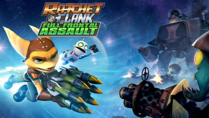 Ratchet & Clank: Full Frontal Assault Ratchet amp Clank Full Frontal Assault Fangirls Are We