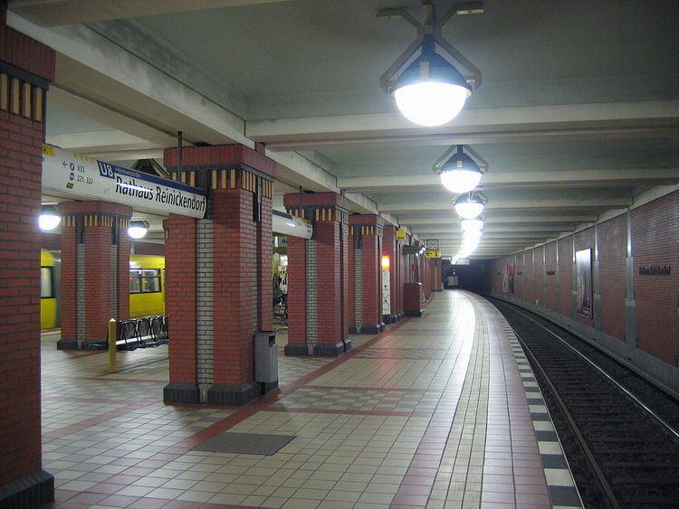 Rathaus Reinickendorf (Berlin U-Bahn)