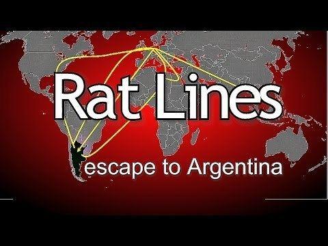 Ratlines (World War II aftermath) Peter Levenda YouTube Documentary WWII Rat Lines Argentina escape