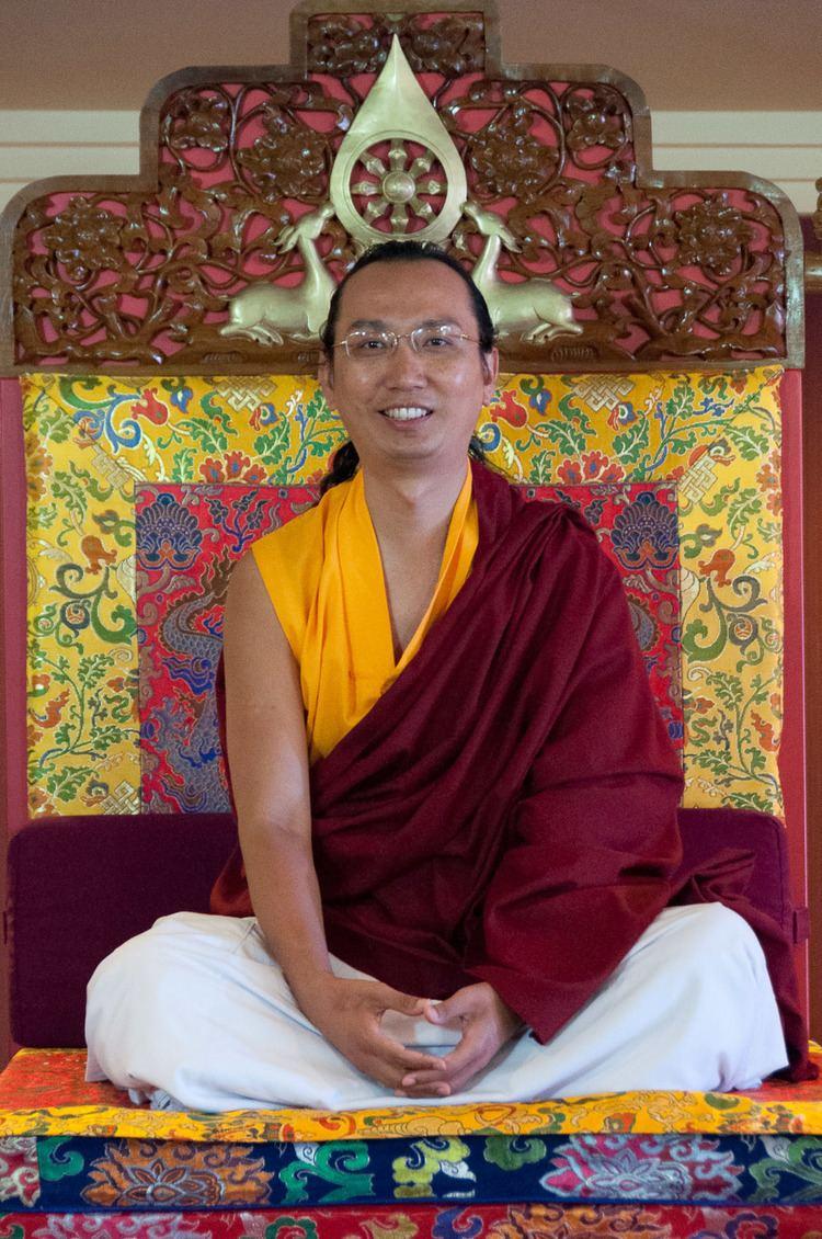 Ratna Vajra Rinpoche Dechen Buddhist Centres His Holiness Ratna Vajra Rinpoche the