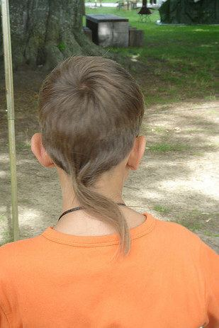 Rattail (haircut) This Is The Most Amazing Rat Tail You Will Ever See