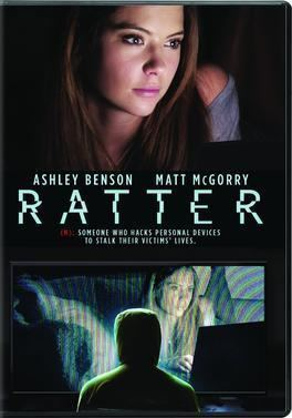 Ratter (2015 film) movie poster
