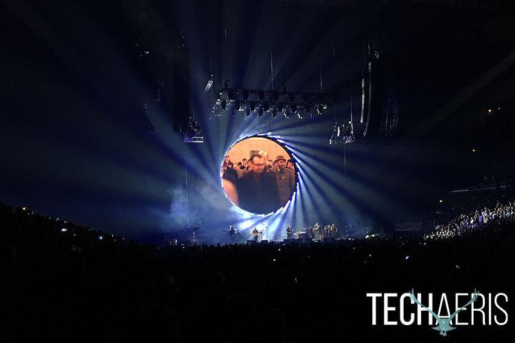 Rattle That Lock Tour David Gilmour Tour Review Sonic Masterpieces