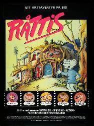 Ratty (film) movie poster