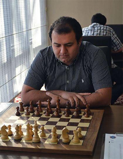 Rauf Mamedov Mamedov wins 2015 Azerbaijan Championship Chess News