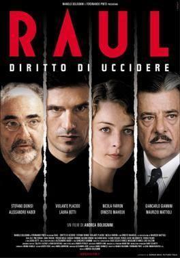 Raul: Straight to Kill movie poster