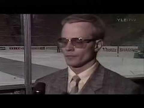 Rauno Korpi Rauno Korpi Suomi Ruotsi MM 1986 YouTube