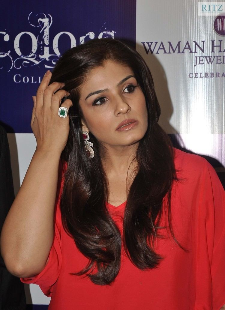 Raveena Tandon RITZ Your daily fix of fashion culture and the uber life