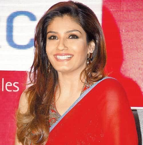 Raveena Tandon Raveena Tandon to shoot sufi song for 39Shobhana 7 Nights