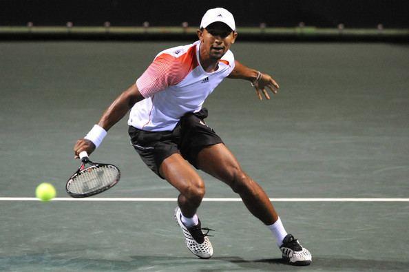 Raven Klaasen Raven Klaasen in South Africa Tennis Open Day One Zimbio