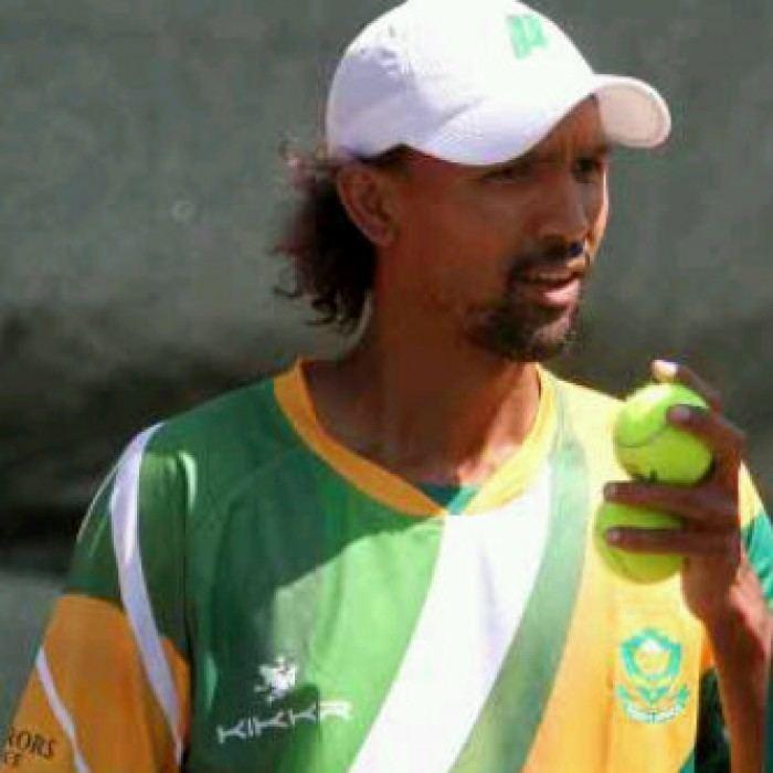 Raven Klaasen ATP Malaysia South African Raven Klaasen flies SA flag in