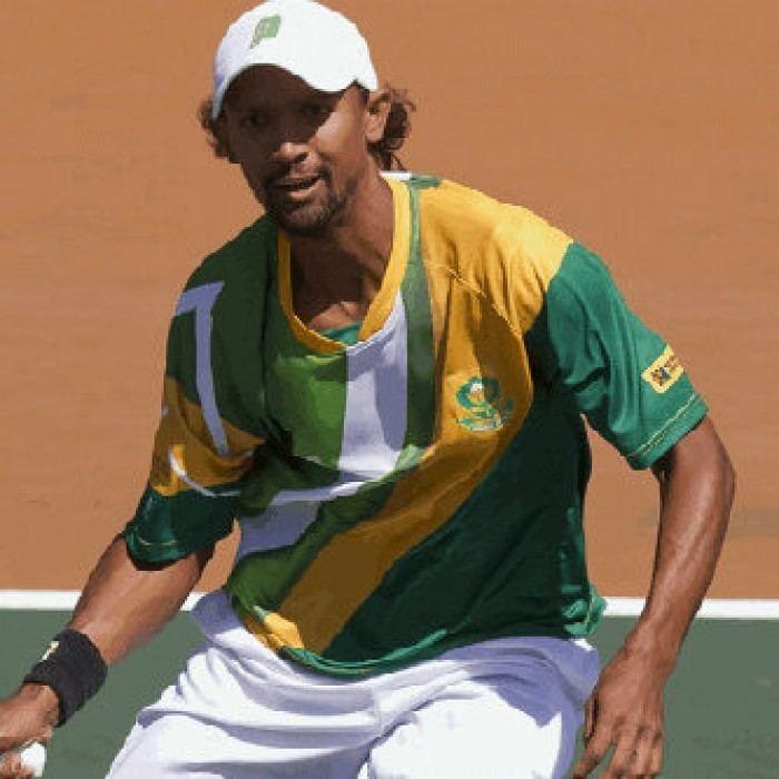 Raven Klaasen ATP Malaysia Eric Butorac and South Africas Raven