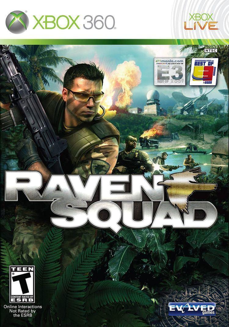 Raven Squad: Operation Hidden Dagger mediaigncomgamesimageobject14214259079Rave