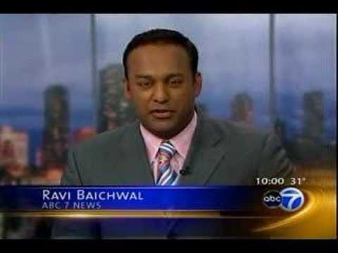 Ravi Baichwal ABC 7 News at 10 YouTube