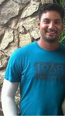 Ravi Rampaul (Cricketer)