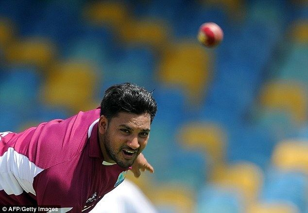 West Indies bowler Ravi Rampaul joins Surrey on twoyear contract