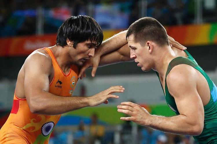 Ravinder Khatri Rio 2016 Wrestler Ravinder Khatri Loses in Men39s 85kg GrecoRoman