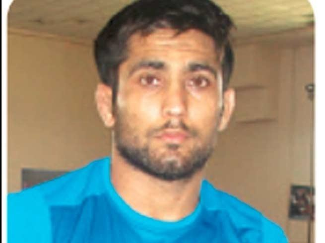 Ravinder Khatri Indian wrestler for various category in wrestling in rio olympic
