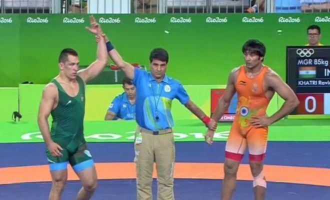 Ravinder Khatri Ravinder Khatri in Men39s GrecoRoman 85 kg Live Score amp Updates