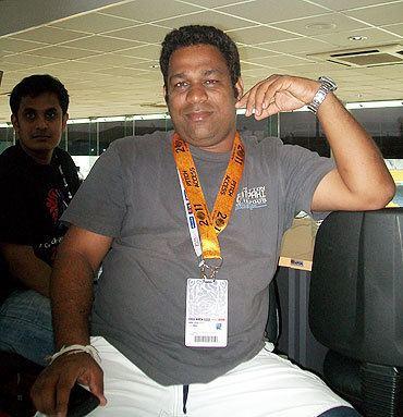 Ravindra Pushpakumara (Cricketer)